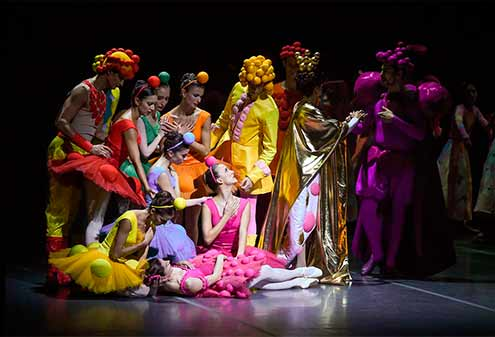 SODRE NATIONAL BALLET