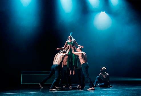 DANISH DANCE THEATRE