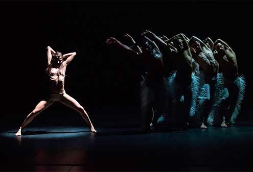 NANINE LINNING DANCE COMPANY